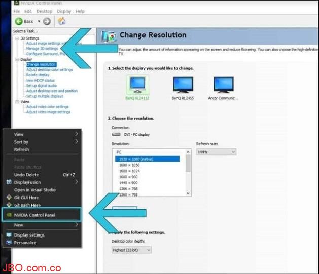 Tối ưu cấu hình card đồ họa NVIDIA để đạt FPS CSGO cao