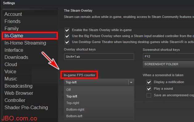 Cách hiển FPS CSGO